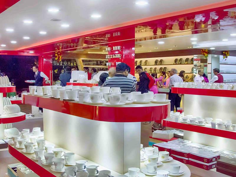 Retail Interior Design Philippines