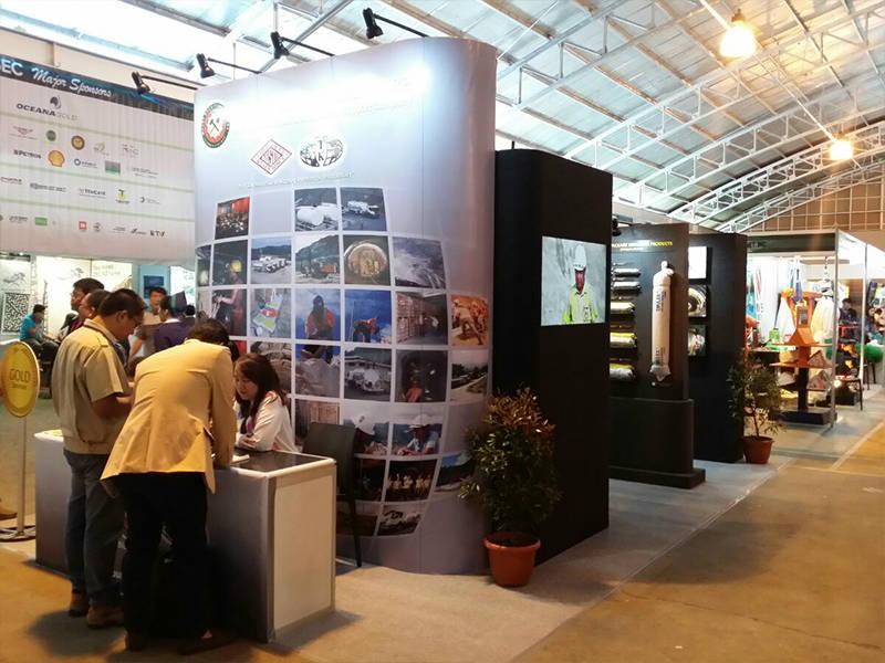 Exhibition Installation Philippines