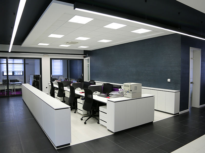 Attractive 3D Office Design Philippines